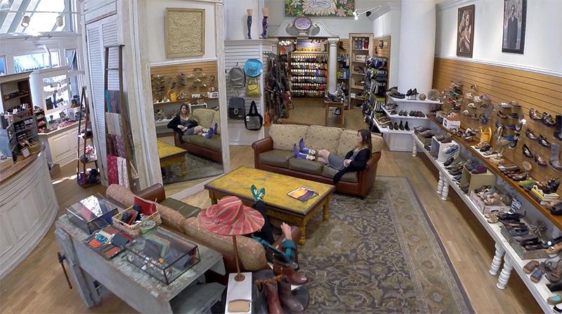 Sockshop & Shoe Co. Santa Cruz
