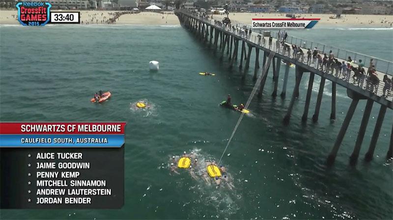 Live Drone Video – Crossfit Games 2015 – ESPN