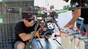 Drone on the Media Team - Santa Cruz Aerials - Crossfit Games 2015